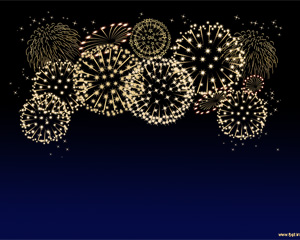 Fuegos Artificiales Powerpoint